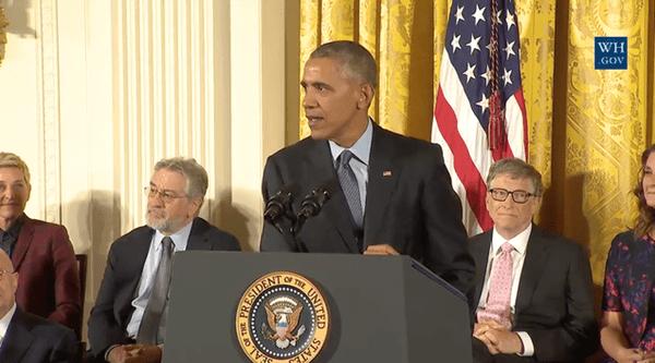 ellen obama presidential medal of freedom