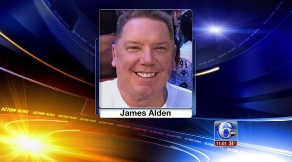 James Alden envelope bomb