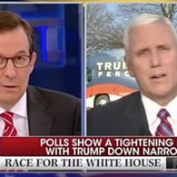 Chris Wallace Mike Pence