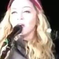 Madonna Performs Surprise Concert for Hillary in NYC's Washington Square Park: FULL