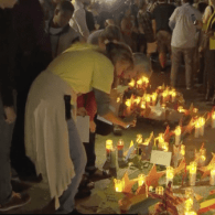 Vigil Held to Honor Pulse Victims on 6 Month Anniversary of Orlando Massacre – WATCH