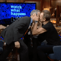 Andy Cohen and Sting Play Spin the Bottle (and Andy Gets What He Wants) – WATCH