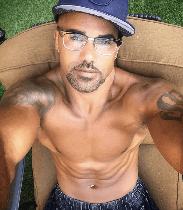 Shemar Moore Is He Gay 33