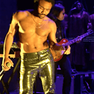 Childish Gambino Gets Shirtless on 'Jimmy Fallon' – WATCH
