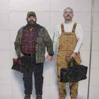 Gay Married Couple Enshrined in Mosaic Mural in NYC's Newest Subway Station
