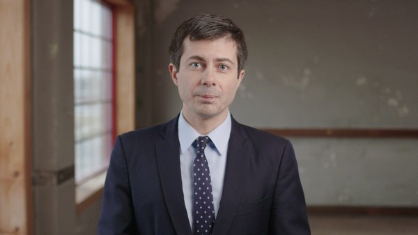 Pete Buttigieg DNC