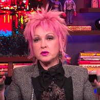 Cyndi Lauper Denounces Madonna's Women's March Speech, Discusses Their Rumored Rivalry: WATCH