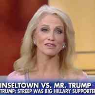 Kellyanne Conway Accuses Meryl Streep of 'Inciting People's Worst Instincts' for Criticizing Trump – WATCH