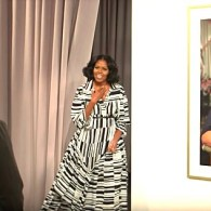 Michelle Obama Surprises People Recording Goodbye Messages to Her and It's Really Touching: WATCH