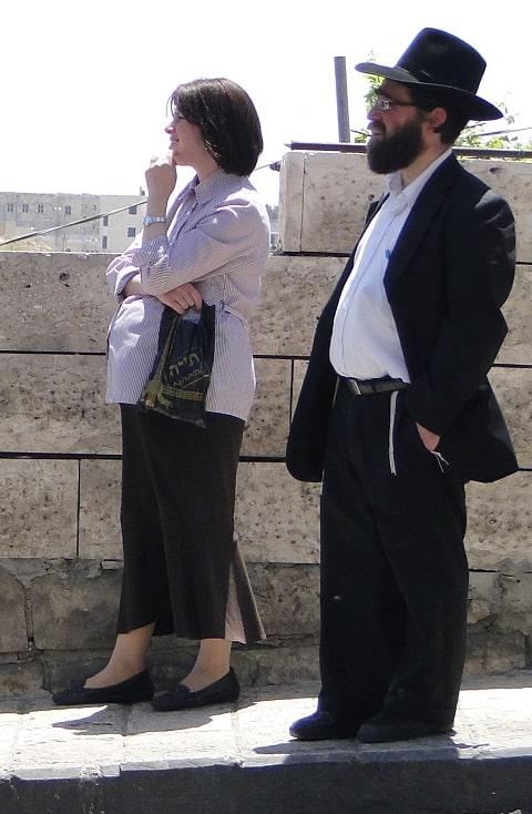 Haredi Jew