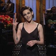 Kristen Stewart to Donald Trump: 'I'm So Gay, Dude': WATCH