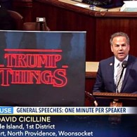 Congressman Rips Trump in 'Stranger Things' Floor Speech: 'We Are Now Stuck in the Upside Down' – WATCH