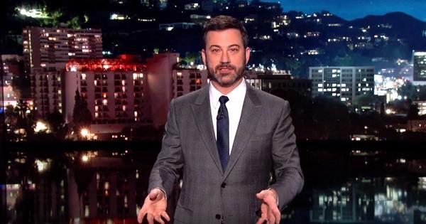 Jimmy Kimmel Oscar flub