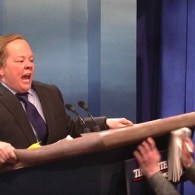 Why Melissa McCarthy's SNL Sean Spicer was so Ruthlessly Spot-On: WATCH
