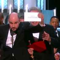 Accounting Firm PricewaterhouseCoopers Apologizes for Massive 'Best Picture' Oscar Flub: WATCH