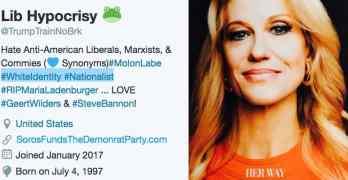 Kellyanne Conway twitter