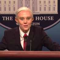 Kate McKinnon Plays Racist AG Jeff Sessions on SNL, as Melissa McCarthy Returns: WATCH