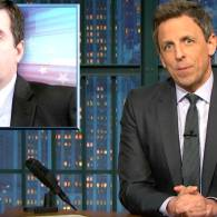 Seth Meyers Tries to Make Sense of Devin Nunes's Behavior: Investigating Trump or Working with Him?