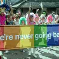 New Orleans LGBTQ Backwards Parade Sends Powerful Message About Having Rights Reversed : WATCH