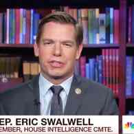Rep. Eric Swalwell: Devin Nunes's Behavior Looks Like a 'Cover-Up to a Crime' — WATCH