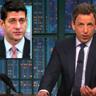 Seth Meyers Unboggles Yesterday's 'Truly Mind-Boggling' 24 Hours in Trumpland: WATCH