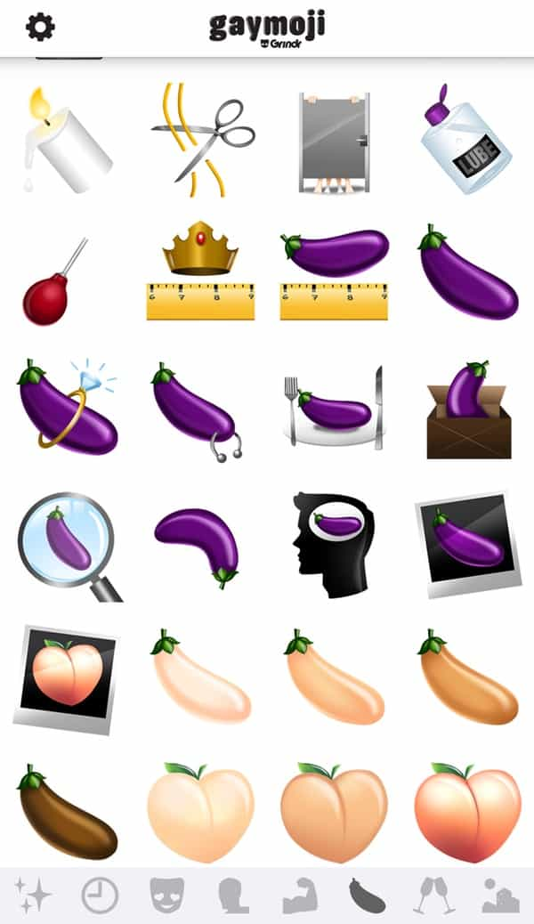 More by this developer Gaymoji by Grindr