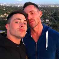 Colton Haynes engaged