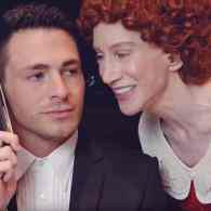 Kathy Griffin is 'Grannie' and Colton Haynes is Daddy Warbucks in 'Annie' Spoof: WATCH