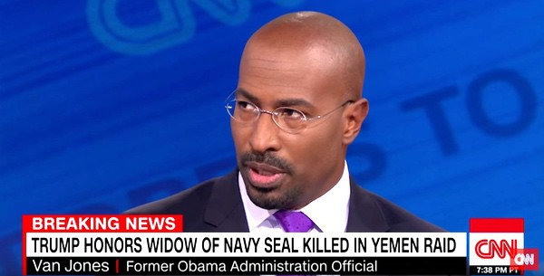 Van Jones Trump speech