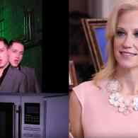 Randy Rainbow Nukes Kellyanne Conway's Surveillance 'Facts' with 'Microwaves (Are Watching You)' – WATCH