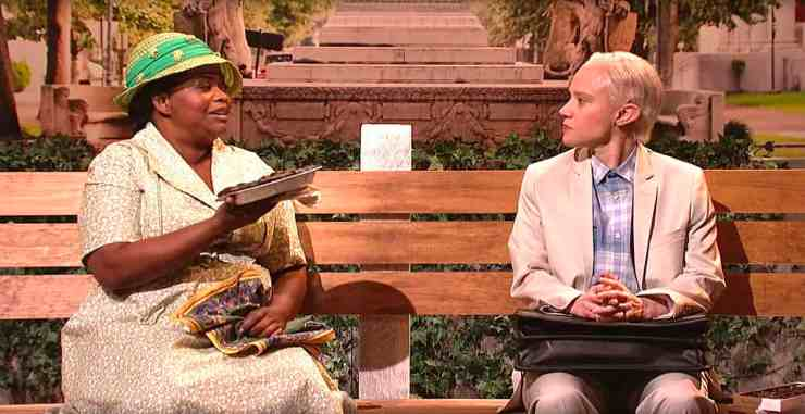 octavia spencer bakes a poop pie for jeff sessions in snl cold jeff sessions snl