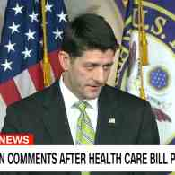 Obamacare Repeal Bill a Big FAIL for Trump; Paul Ryan Gives Press Conference: WATCH