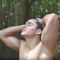 Pietro Boselli Takes You on a Hypnotizing, 15-Minute Shirtless Tour of Paradise: WATCH