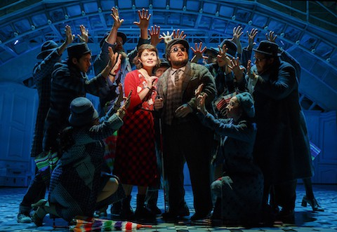 Amélie, A New MusicalWALTER KERR THEATRE219 W. 48TH ST.