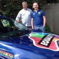 Dad Covers His Car in Equality Decals to Support Gay Son