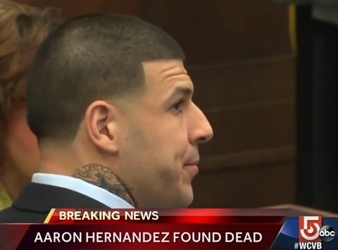 Autopsy Reveals Synthetic Marijuana K2 In Aaron Hernandez's Blood
