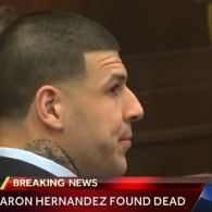 Late Football Star Aaron Hernandez's Lawyers Deny Gay Prison Romance Rumors: VIDEO