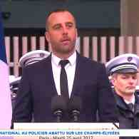 Partner of Gay Police Officer Killed in Paris ISIS Attack Marries Him Posthumously