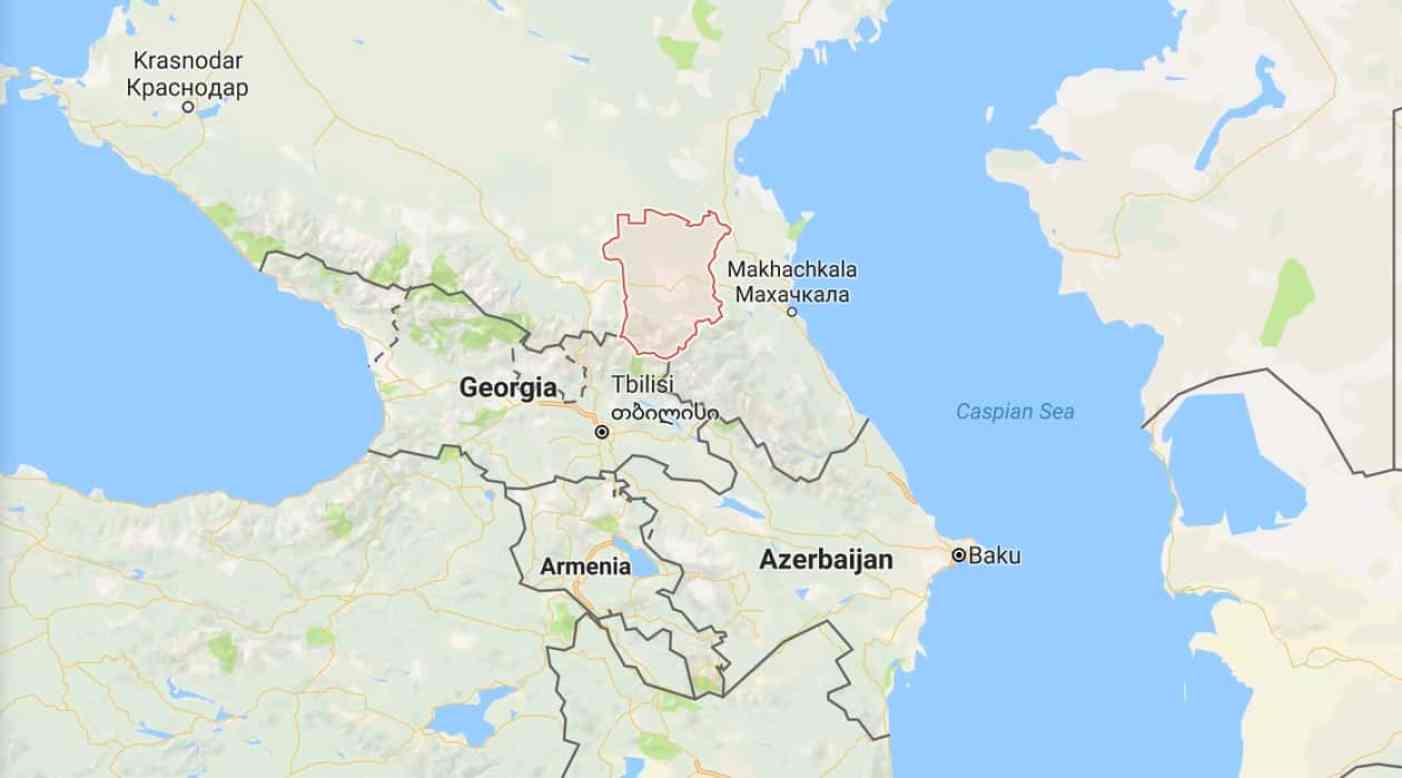 Chechnya