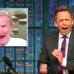 Steve Doocy Seth Meyers