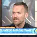 Bob Harper heart attack