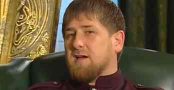 Ramzan Kadyrov instagram deactivation