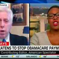 Jeffrey Lord: 'President Trump is the Martin Luther King of Healthcare' – WATCH