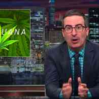 John Oliver Pushes for Federal Legalization of Marijuana, aka 'Catnip for People' – WATCH