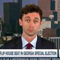 Ossoff Loss Underscores Left's Fissures in Trump Era