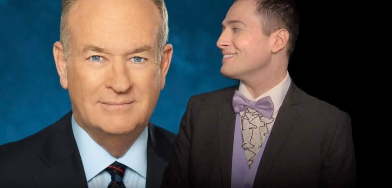 Bill O'Reilly Randy Rainbow