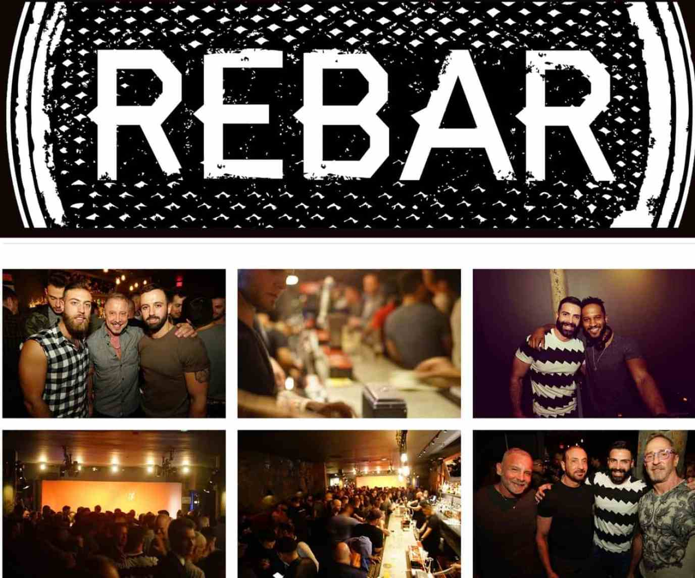 REBAR, a new gay bar which took over the space formerly occupied by G  Lounge in NYC's Chelsea neighborhood, has been accused of having a racist  door policy.