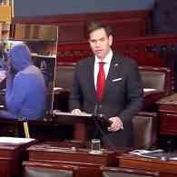 Marco Rubio Blasts Torture of Gay Men in Chechnya in Senate Floor Speech: WATCH