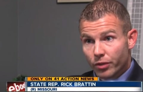 Rick Brattin Missouri