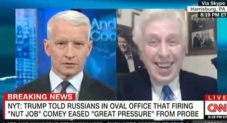 Anderson Cooper Jeffrey Lord
